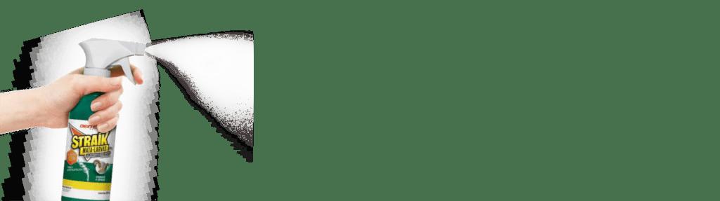 Aplicação Straik Mata-larvas