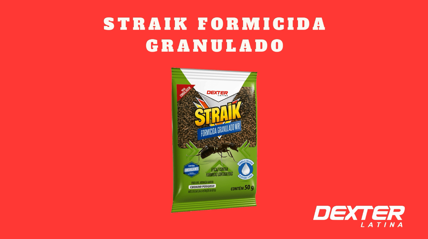 STRAIK FORMICIDA GRANULADO DEXTER-LATINA