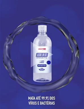 Alcool-Gel 70 DEXTER